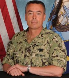 Brian L. Losey, Rear Admiral