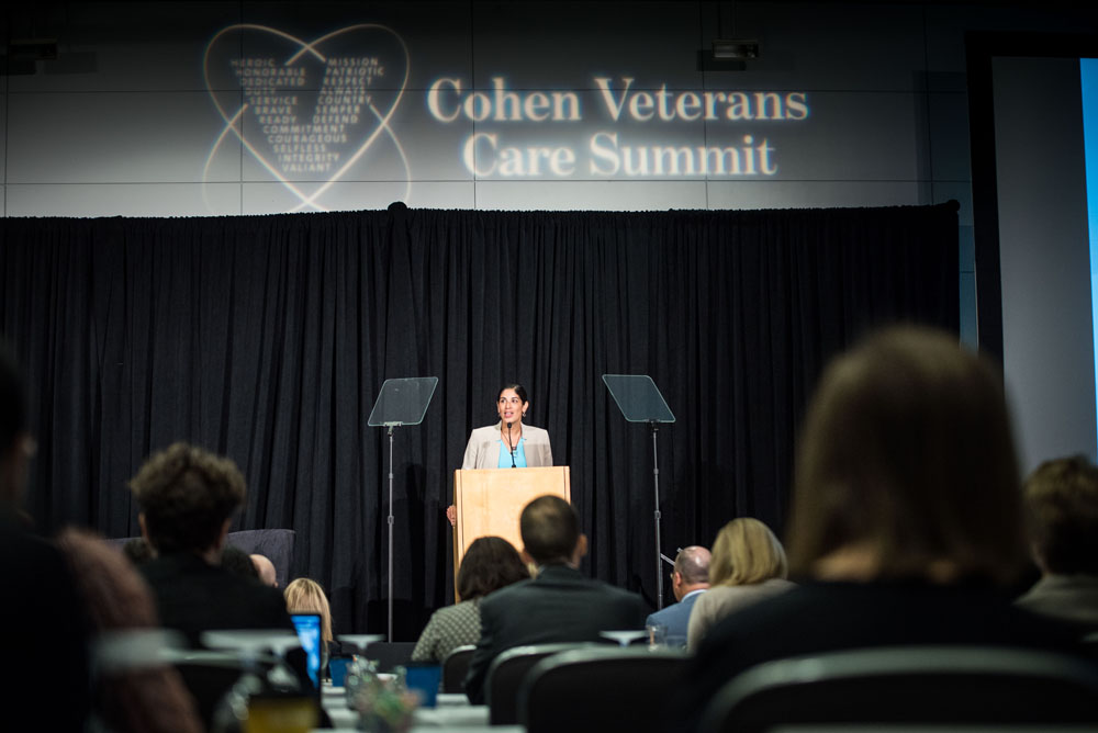 2016 Cohen Veterans Care Summit
