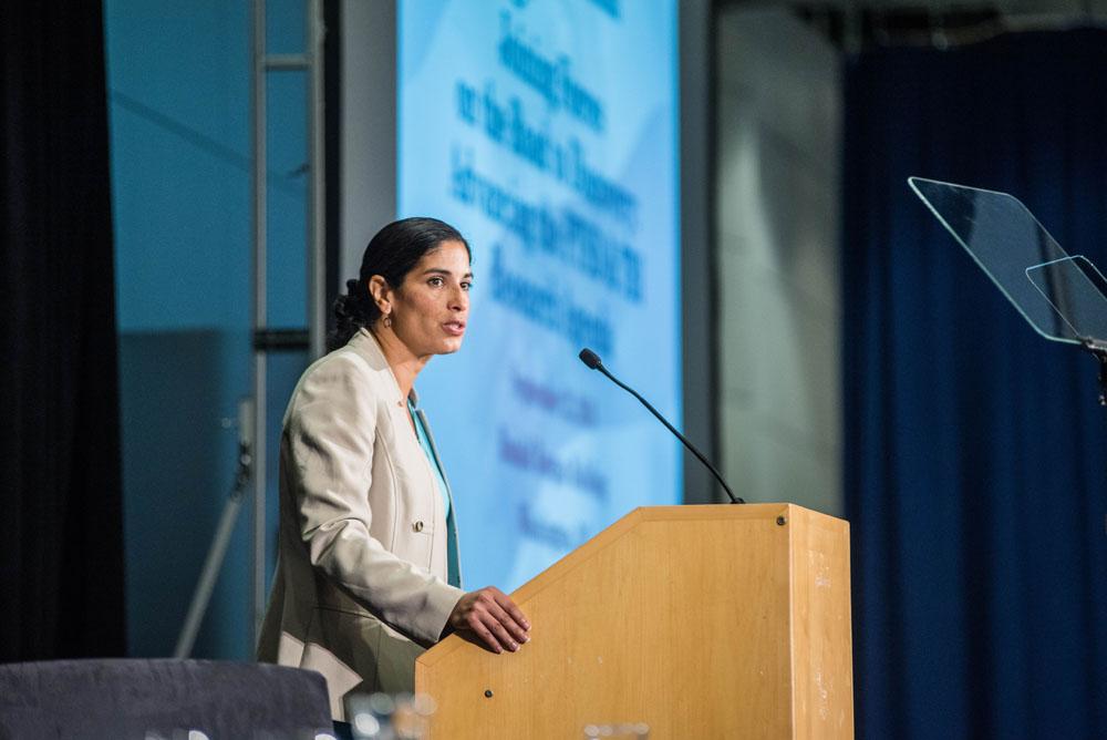 Magali Haas, MD, PhD, 2016 Cohen Veterans Care Summit
