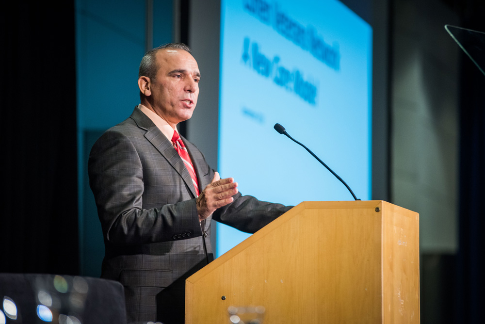 Anthony Hassan, Cohen Veterans Network