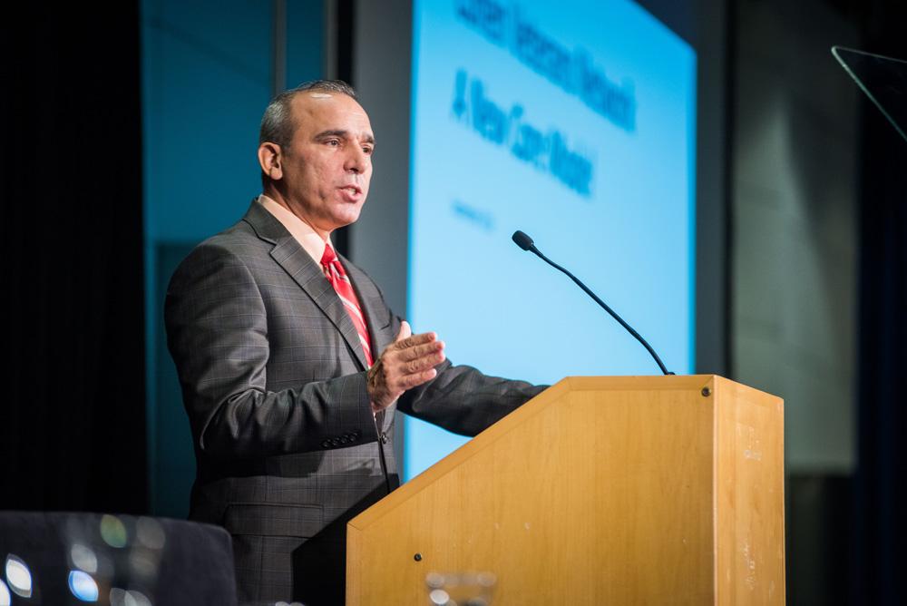 Anthony Hassan, Cohen Veterans Network