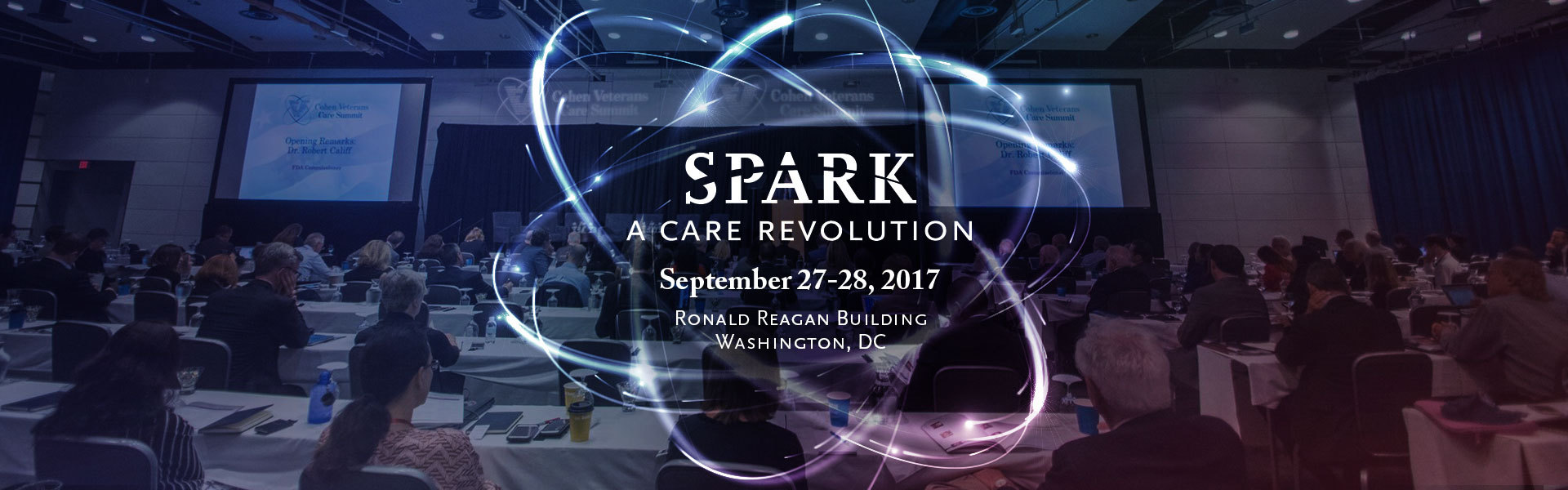 Cohen Veterans Care Summit - Spark a Care Revolution