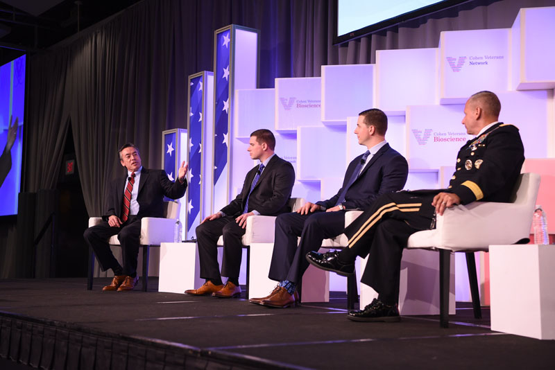 Stakeholder Sessions - Day One - 2017 Cohen Veterans Care Summit