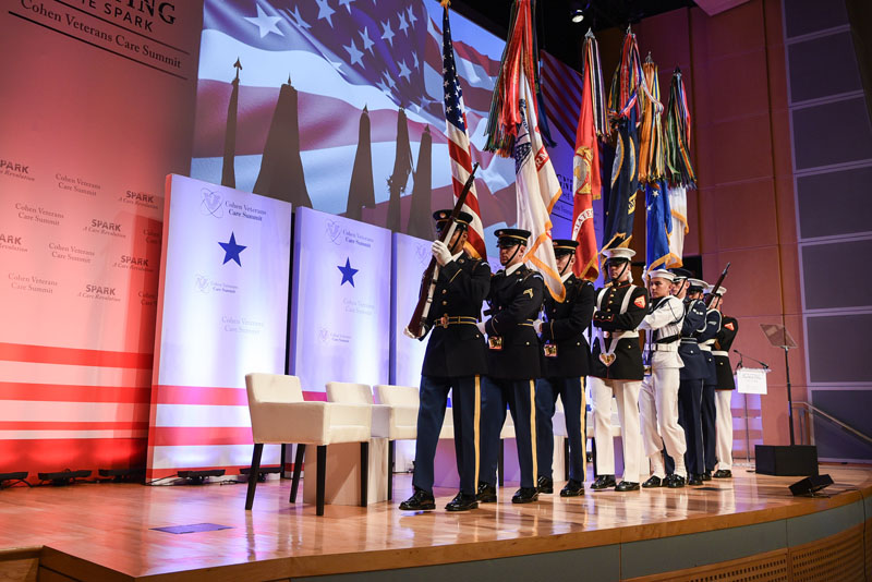 Igniting the Spark - 2017 Cohen Veterans Care Summit