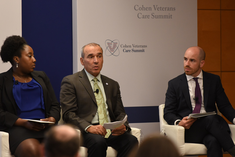 Stakeholder Sessions - Day Two - 2017 Cohen Veterans Care Summit